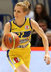 22. Alexandria Quigley (Good Angels Kosice)